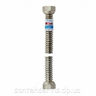 Шланг для воды FADO нержавеющий ВВ 1/2'' 30см SWB3