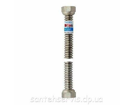 Шланг для води FADO нержавіючий ВВ 1/2 '' 30см SWB3