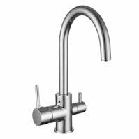Смеситель Imprese DAICY-U, с подключением питьевой воды, для кухни (55009-U)