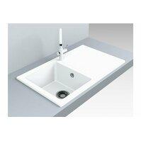 Мойка Miraggio Versal White 00211402